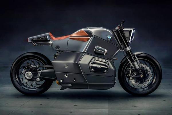 autowelt  bmw motorrad modelle Jans Slapins concept automodelle