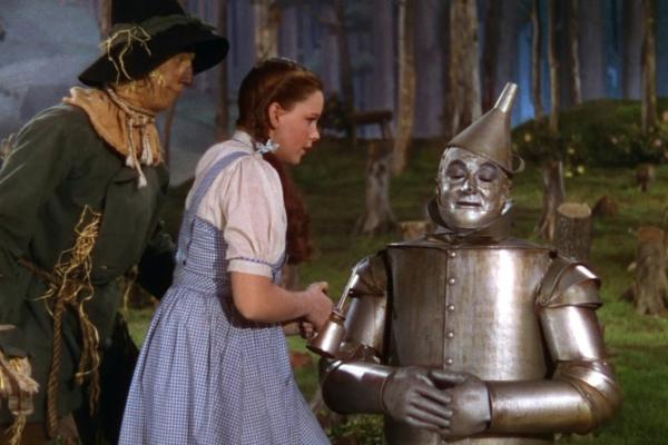 coole Fantasy Filme Der Zauberer von Oz