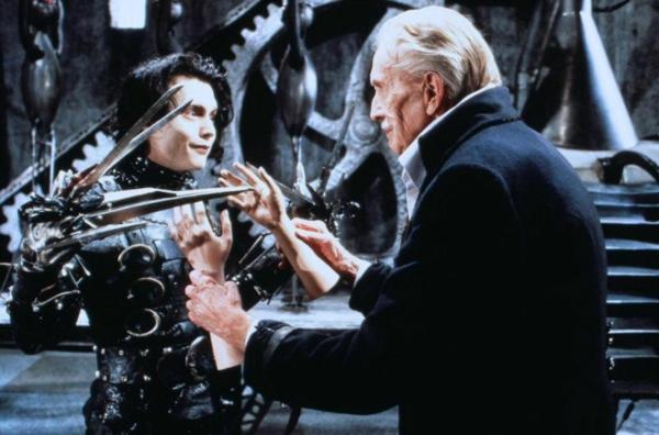 coole Fantasy Filme Edward mit den Scherenhänden