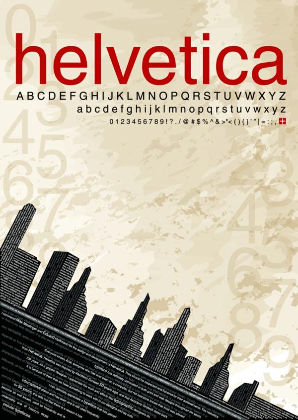 coole-Fantasy-Filme-Helvetica-2007-film-plakat