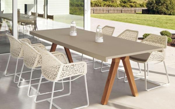 Gartenmöbel design  Designer Gartenmöbel mit Stil und Raffinesse von Kettal