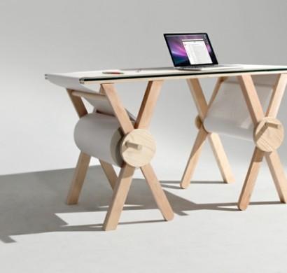 Designer Schreibtischlen designer schreibtische analog memory desk