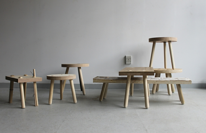 designer schreibtische analog memory desk. Black Bedroom Furniture Sets. Home Design Ideas