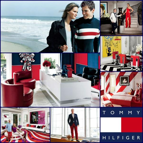 designermode tommy hilfiger besuchen luxushaus