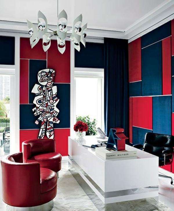 designermode tommy hilfiger luxushaus arbeitszimmer gestalten homeoffice