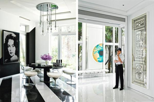 designermode tommy hilfiger luxushaus eingangsbereich design