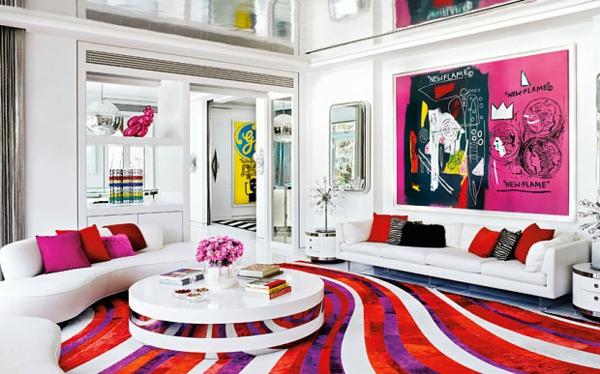 designermode tommy hilfiger luxushaus einrichtung wohnzimmer
