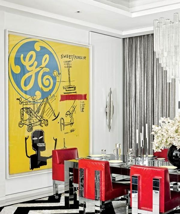 designermode tommy hilfiger luxushaus esszimmer gestalten