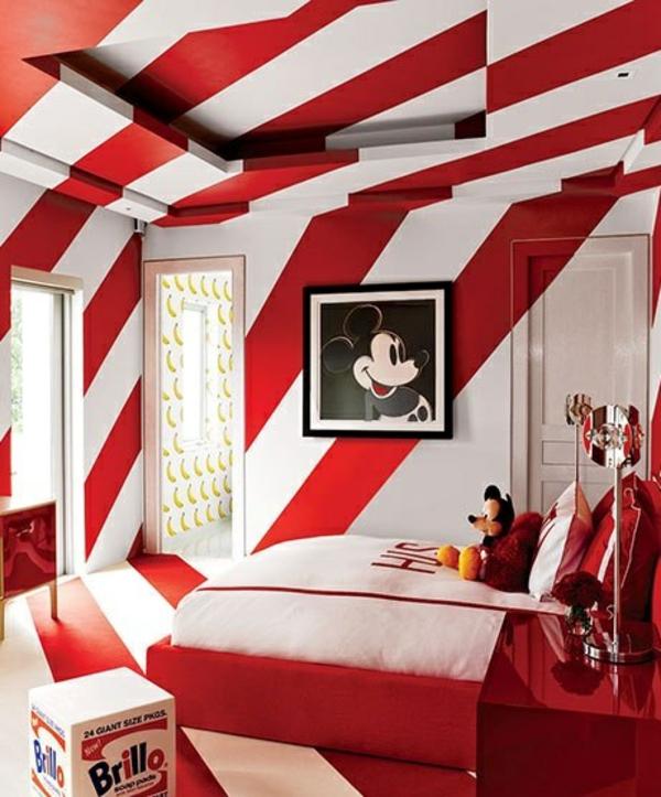 designermode tommy hilfiger luxushaus kinderzimmer pop art kopkunst