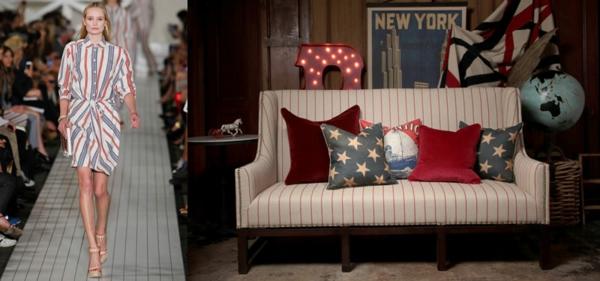 designermode tommy hilfiger luxushaus laufsteg mode