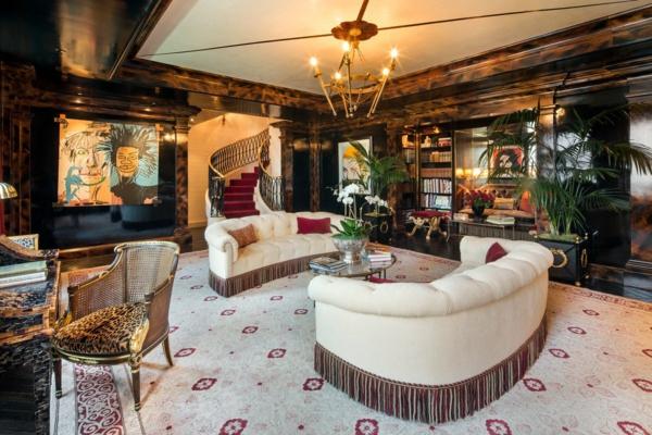 designermode tommy hilfiger luxushaus wohnbereich einrichten