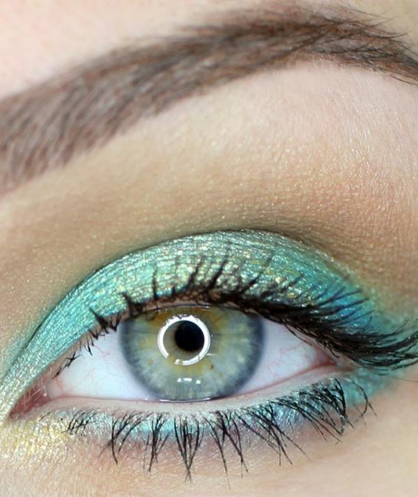 Dezentes Augen Make Up Schone Tipps Und Tricks