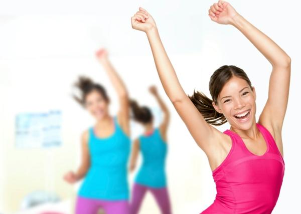 diätplan zum abnehmen trainieren spaß heben