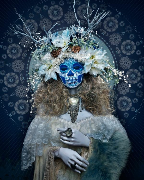 digitale fotografie las muertas kunst