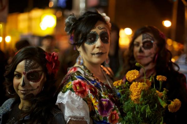 digitale fotografie mexiko fest dia de los muertos