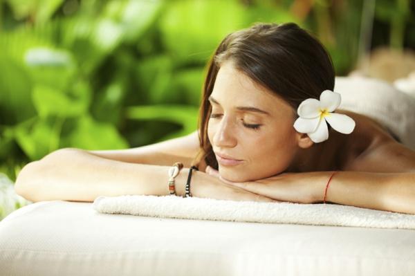 duft schönheit massage entspannung