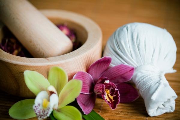 duft schönheit sanfte orchideen