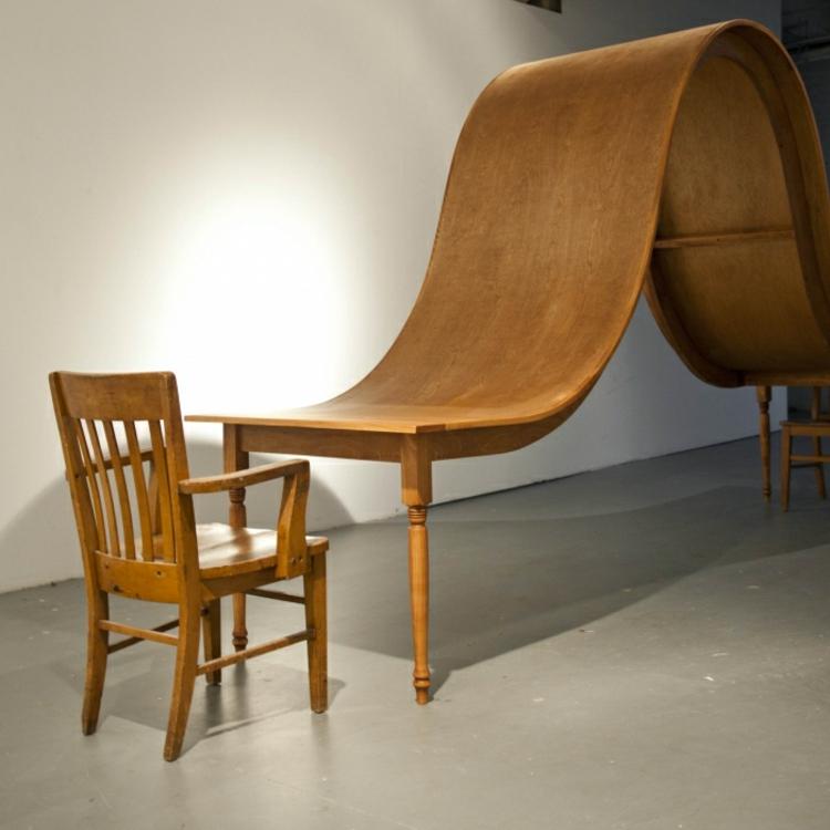 esszimmermöbel Michael Beitz designer esstische holz