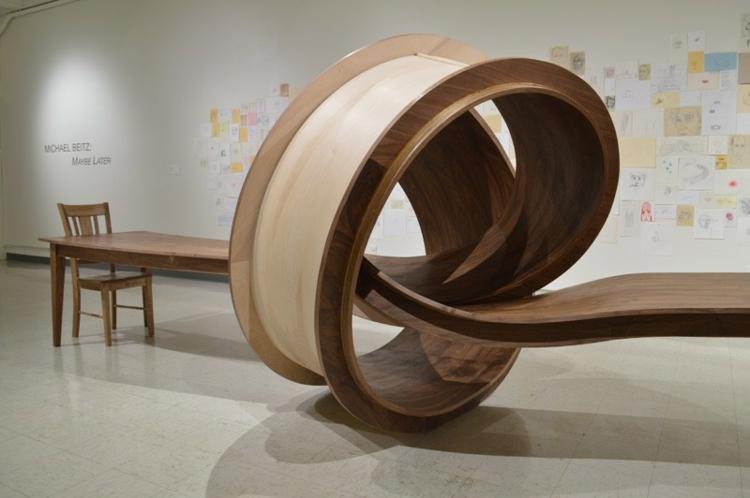 esszimmermöbel esstisch design Michael Beitz designer esstische