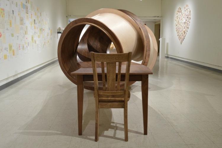 esszimmermöbel modern Michael Beitz designer esstische holz