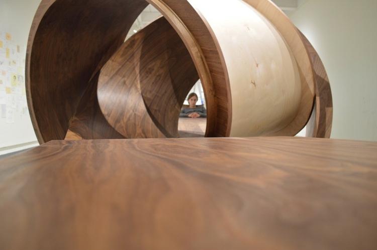 esszimmermöbel modern Michael Beitz designer esstische holz esstisch design
