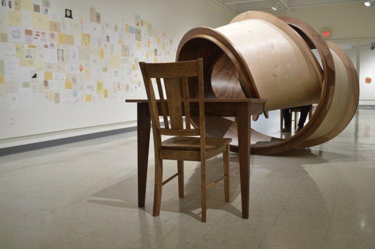 designer esstische not now esszimmertisch von michael. Black Bedroom Furniture Sets. Home Design Ideas