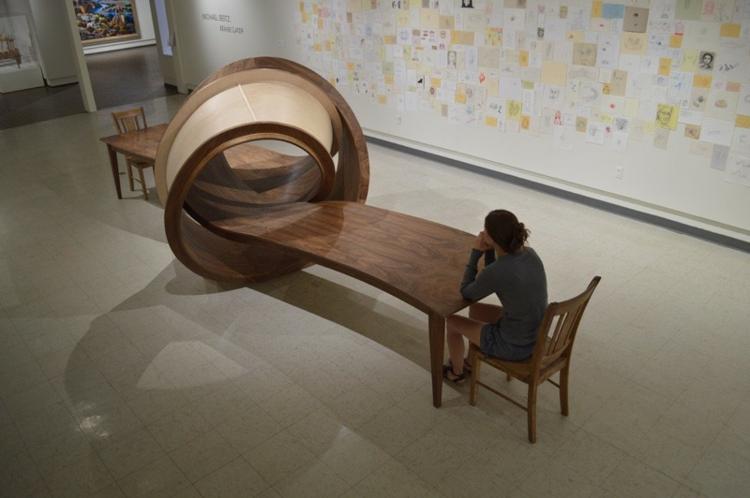 esszimmermöbel modern esstisch design Michael Beitz designer esstische holz