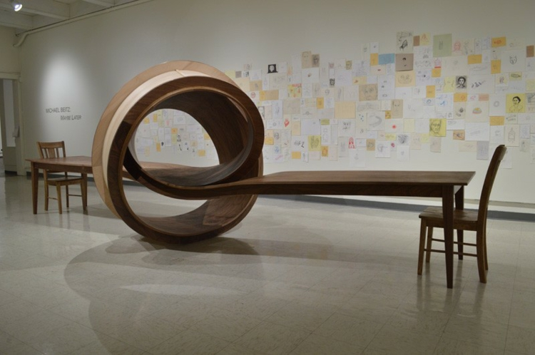 esszimmermöbel modern esstisch design Michael Beitz designer esstische