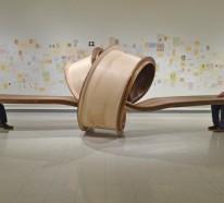 Esstisch modern holz  ▷Esstisch - mehr als 1000 Ideen für das moderne Esszimmer ...