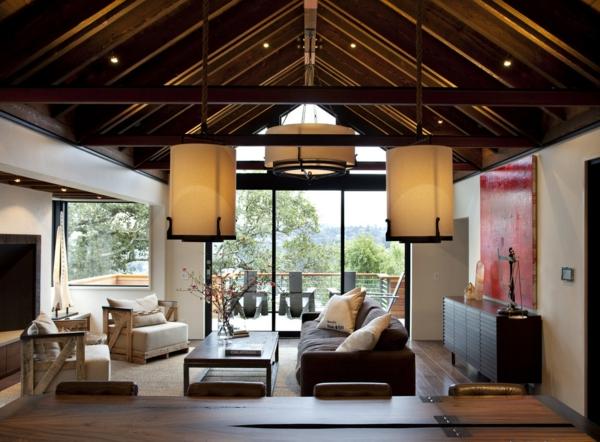 wohnzimmer paletten:Wohnzimmer Voll Mit Paletten Eingerichtetmobel Aus Paletten Mobel