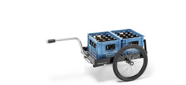 fahrrad anhänger fahrrad räder horizontal
