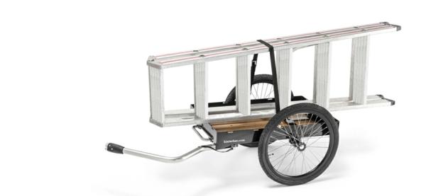 fahrradanhänger fahrradräder aluminium leiter