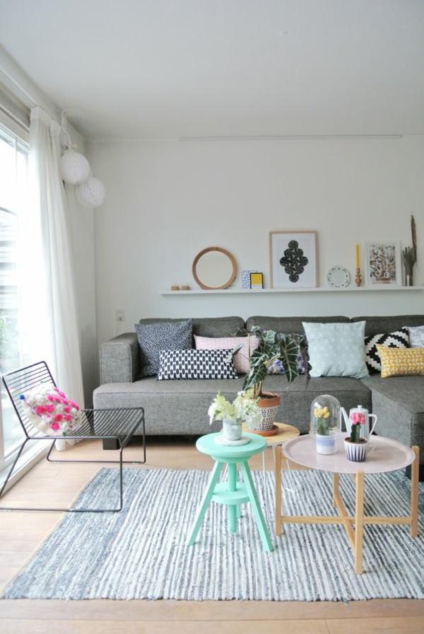 farbgestaltung wohnzimmer wanddeko ideen wohnzimmer möbel