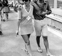 Italienische Sänger und Schauspieler: der unvergleichliche Adriano Celentano