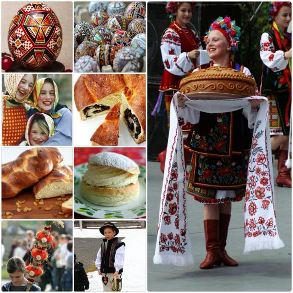 frohe ostern europäische traditionen osterfest