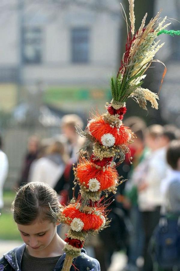 frohe ostern europäische traditionen polen