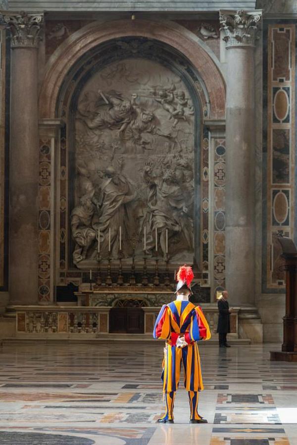 frohe ostern europäische traditionen vatikan