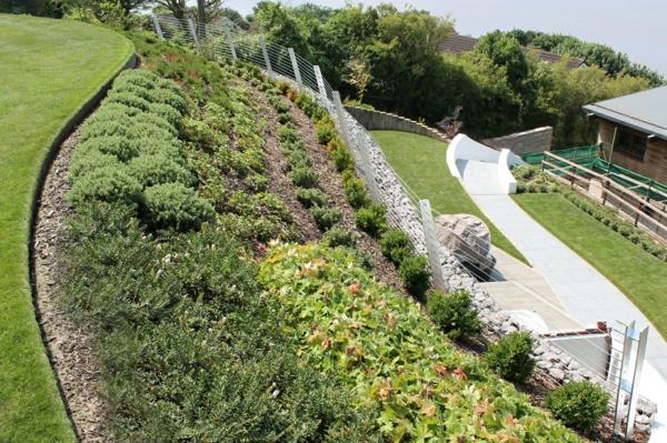 moderner garten am hang ~ speyeder = verschiedene ideen für, Gartenarbeit ideen