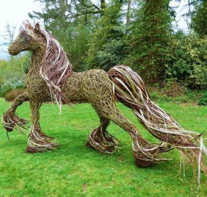 Gartenfiguren Sorgen Sie Für Eine ästhetische Erscheinung Im Garten