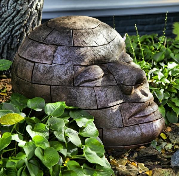 Gartenfiguren sorgen sie f r eine sthetische erscheinung for Ausgefallene gartendeko