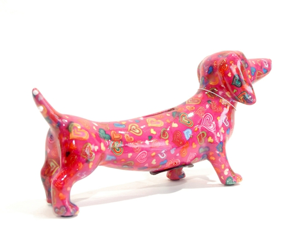 geld sparen spardose lustige designs hund