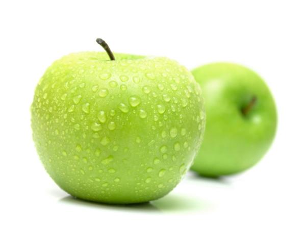 gesundes herz äpfel essen grüne äpfel