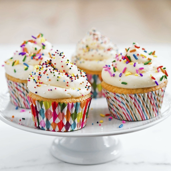 glutenfreies getreide muffins cupcakes