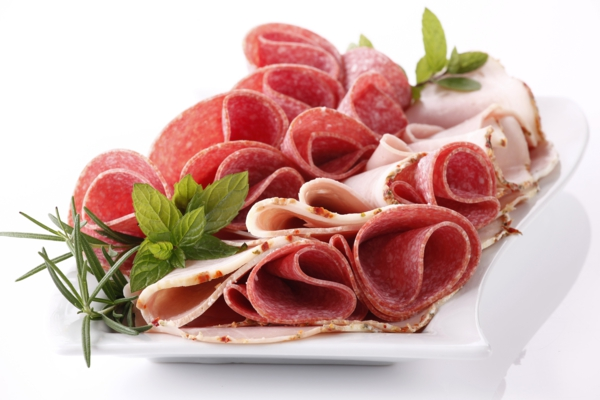 glutenfreies getreide salami filet
