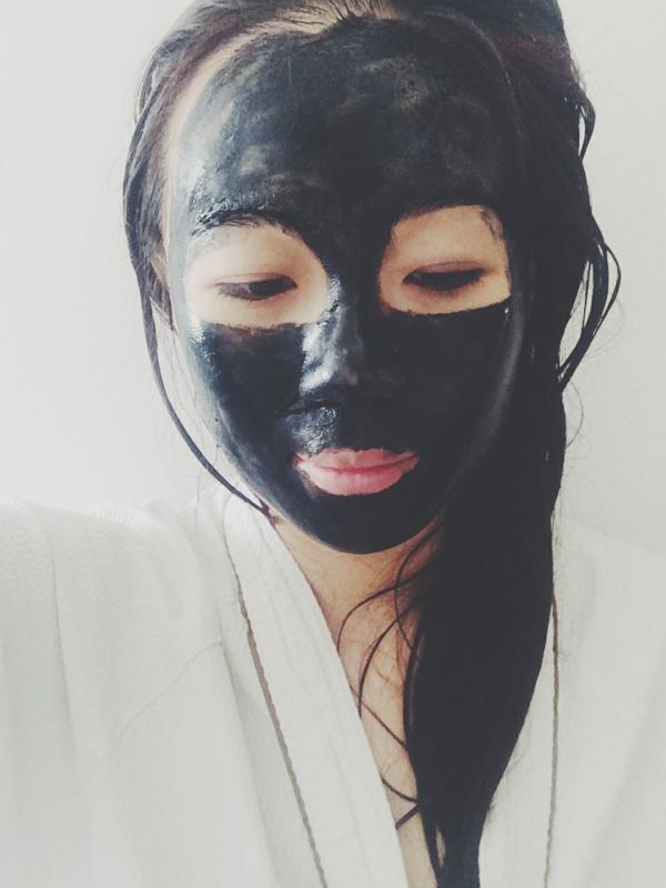 Die Maske für die Person aus dem Haferbrei ist wieviel es einmal pro Woche man kann machen