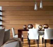 Holzpaneele Fur Eine Ausserordentliche Wandgestaltung