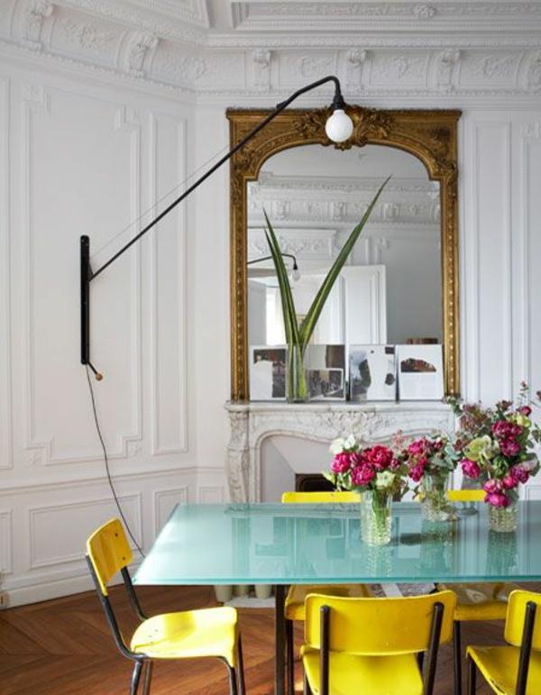 innendesigner Luis Laplace Kreative Wohnideen esszimmer gestalten