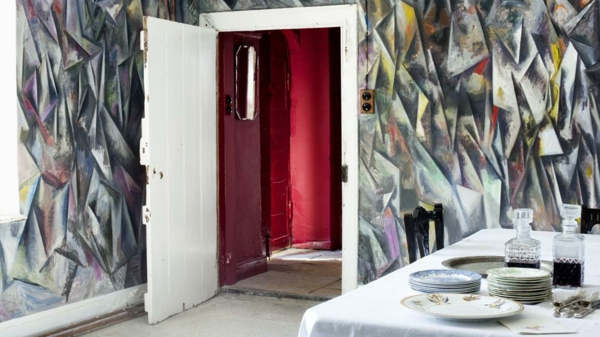 innendesigner Luis Laplace Kreative Wohnideen wandgestaltung