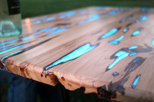 innovative möbel Matt Brown designer möbel tischplatte