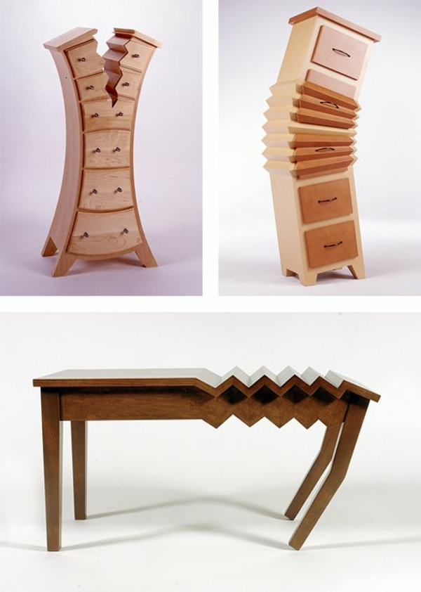 innovative möbel designer ideen holzmöbel